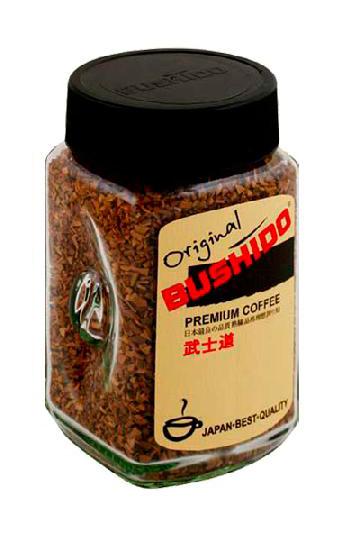 бушидо кофе оптом 100 грамм